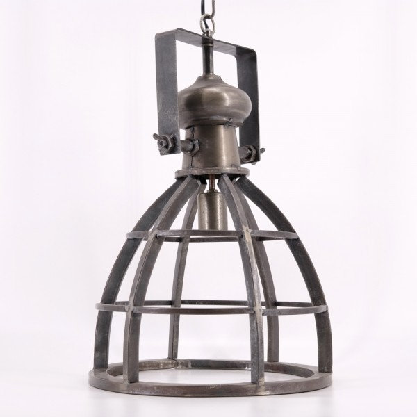 dasmöbelwerk Hängelampe Industrial Ketten Pendel Leuchte Vintage 749148