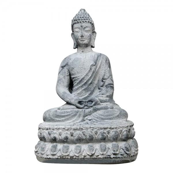 Buddha Feng Shui Asia Figur Statue sitzend