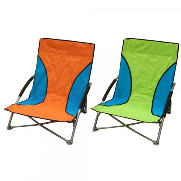 Strand-Stühle Camping Angler Stuhl Beach Chair Transporttasche Klappbar Oxford