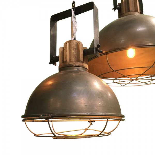 dasmöbelwerk Hängelampe im Industrial Loft Style Pendelleuchte 753013