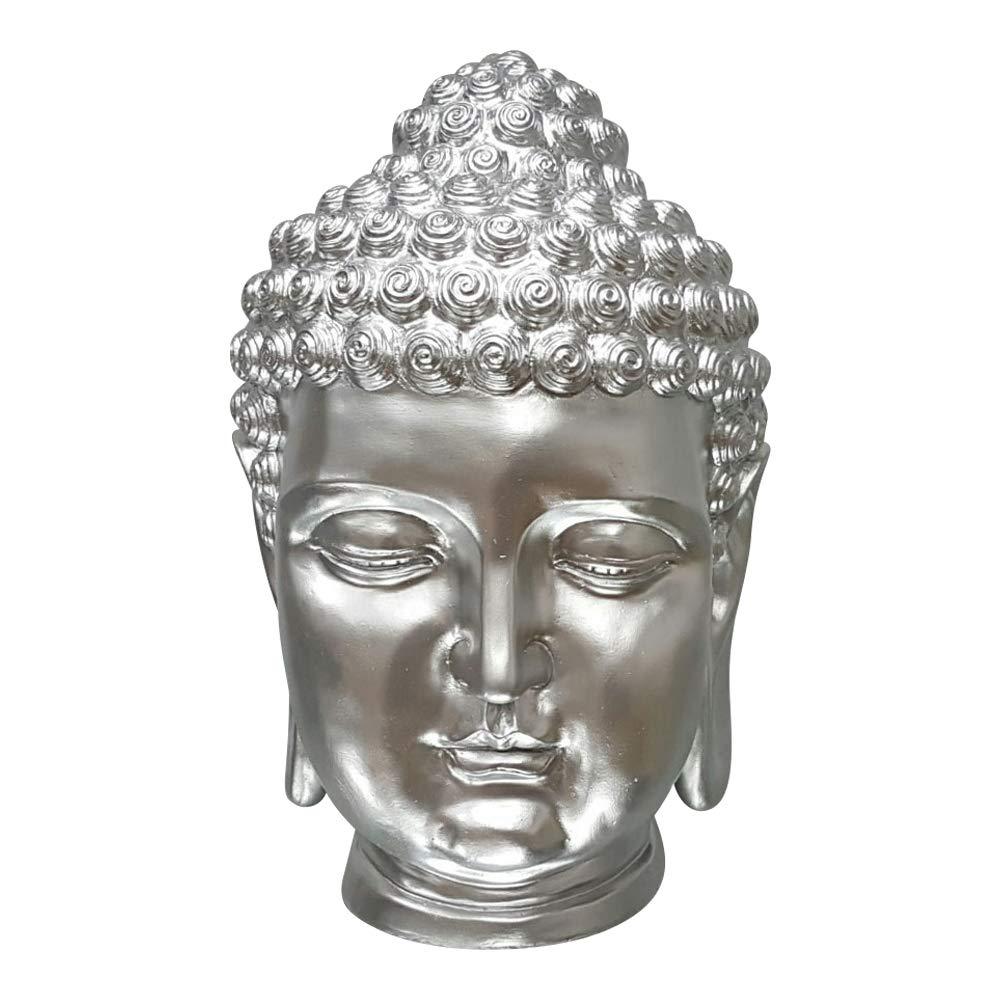 buddha silber figuren g nstig und sicher bestellen. Black Bedroom Furniture Sets. Home Design Ideas