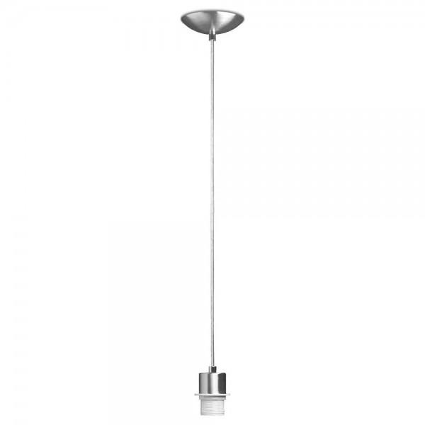 Basic Pendel Leuchte Lampenaufhängung Lampenfassung mit Kabel Schnurpendel E 27